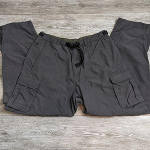 Men's REI Convertible Hiking Pants 34X30 UPF 50